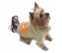 Flower Power Dog Pullover